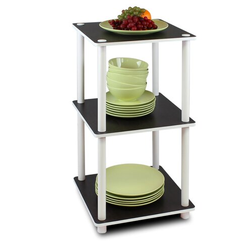 Turn 'n' Tube 3 Tier Corner Shelf