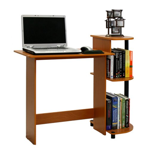Furinno Compact Computer Desk Amp Reviews Wayfair