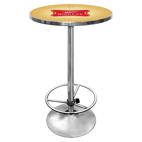 Trademark Global Miller High Life Pub Table