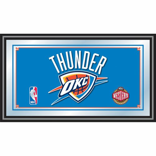 Trademark Global NBA Framed Graphic Art