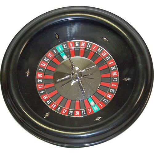 """Trademark Global 18"""" Roulette Wheel"""