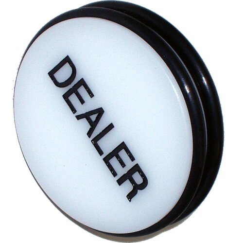 "Trademark Global 3"" Dealer Puck"