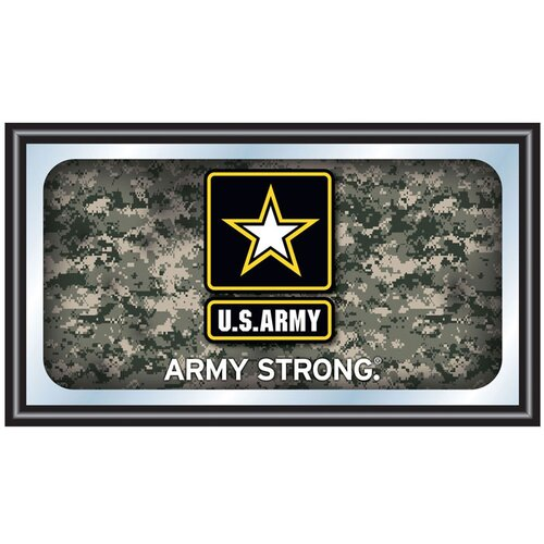 Trademark Global U.S Army Digital Camo Framed Graphic Art