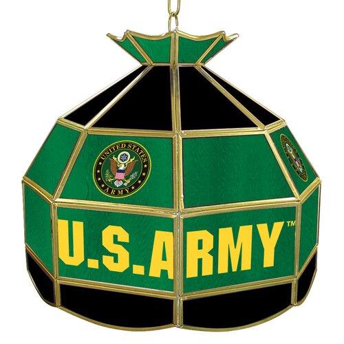 U.S Army Tiffany Pendant