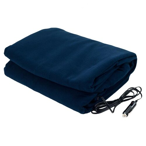 Trademark Global Tools Electric Auto Polyester Fleece Blanket
