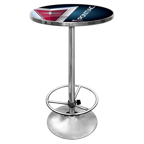 Trademark Global Pontiac Pub Table