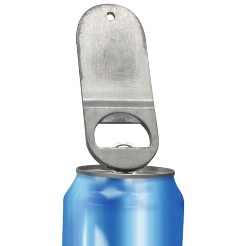 Trademark Global Keychain Bottle