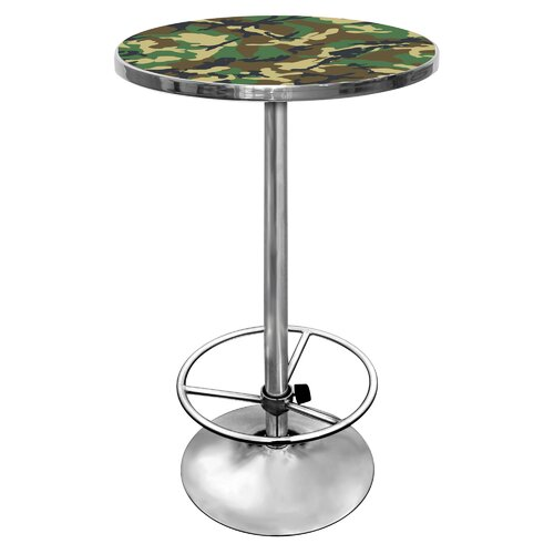 Trademark Global Hunt Camo Pub Table