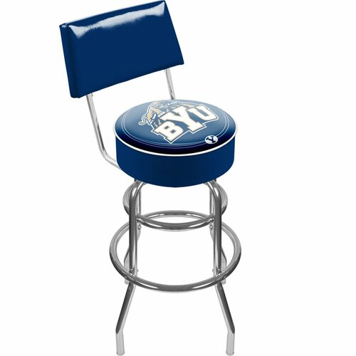 Trademark Global NCAA II Swivel Bar Stool
