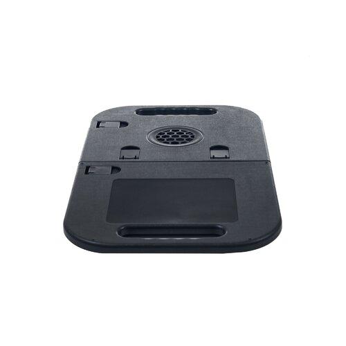 Trademark Global Laptop Dual Cooling Fan
