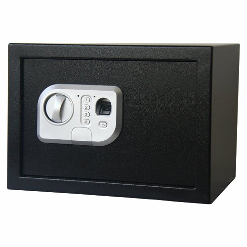 Stalwart Fingerprint and Digital Lock Safe