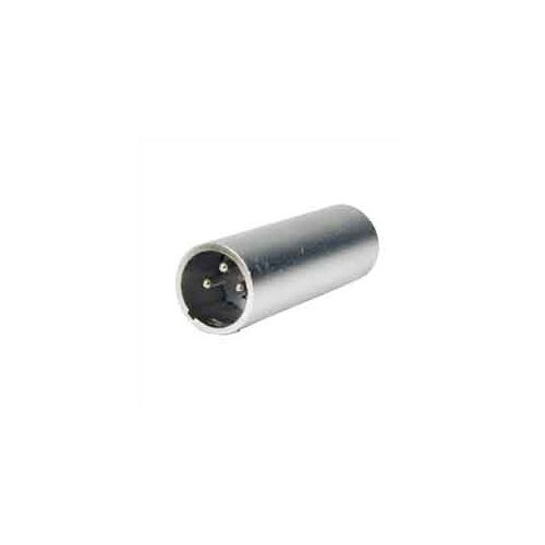 Comprehensive 3-Pin XLR Plug to Plug, Barrel