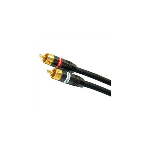 Comprehensive 3ft. XHD Stereo RCA Audio Cable