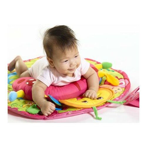Tiny Love Tummy Time Ladybug Activity Mat