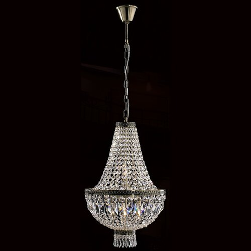 Metropolitan 5 Light Crystal Chandelier
