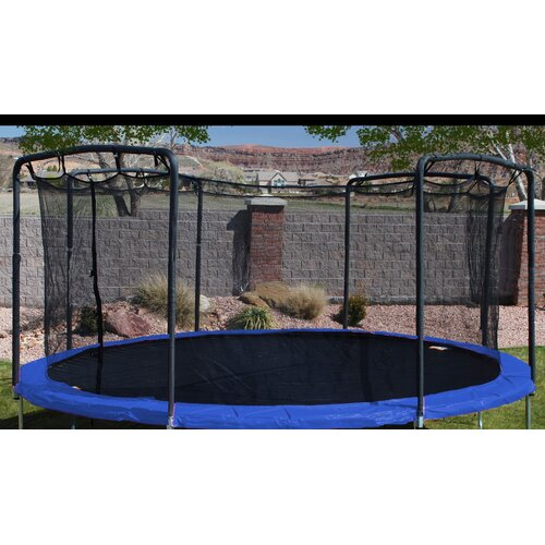 Skywalker Trampolines 17' x 15' Oval Trampoline Replacement Frame Pad