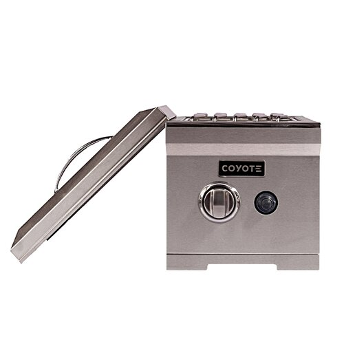 Coyote Grills Side Burner