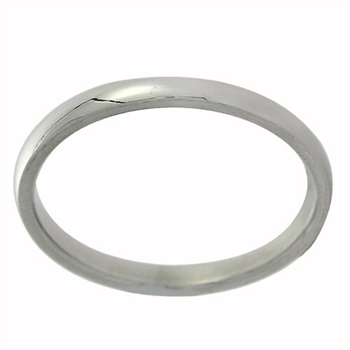Trendbox Jewelry Slim Comfort Fit Band Ring