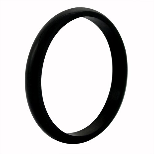 Trendbox Jewelry Slim Comfort-fit Band Ring