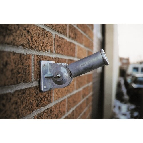 "JTD Enterprises 2"" Flagpole Wall Bracket"