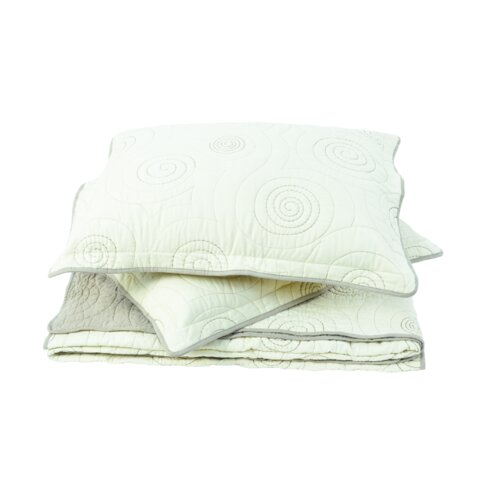 Water Drops Quilt and Sham Set