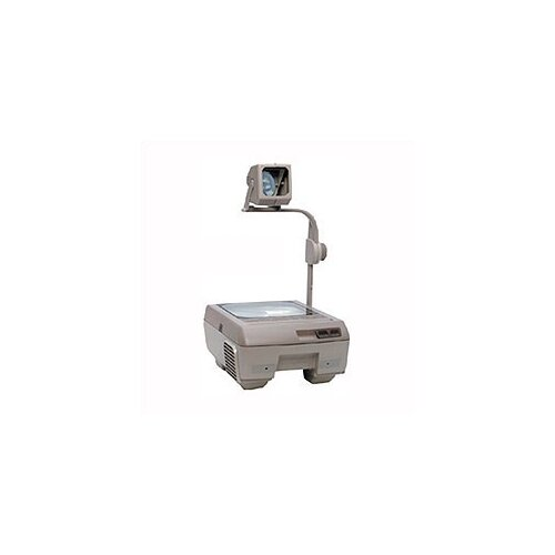 Buhl Closed Singlet Lens Overhead Projector