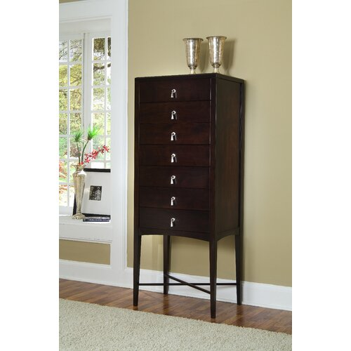 Home Image Harbor 7 Drawer Tall Chest