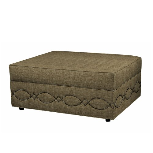 Duralee Fine Furniture Carlton Sleeper Ottoman