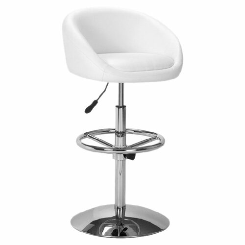 "dCOR design Concerto 26"" Swivel Adjustable Bar Stool"