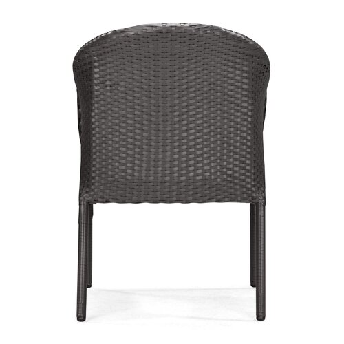 dCOR design Montezuma Outdoor Dining Arm Chair