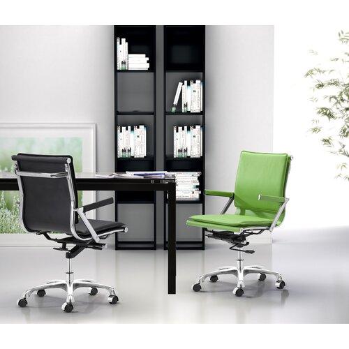 dCOR design Lider Plus Mid-Back Office Chair