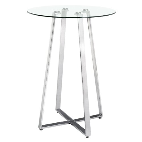 dCOR design Lemon Drop Pub Table