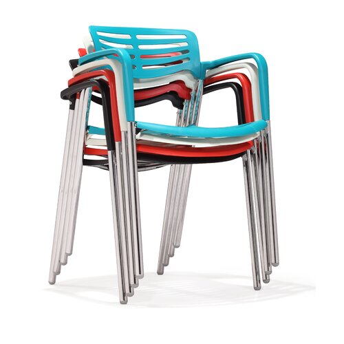 dCOR design Scope Arm Chair