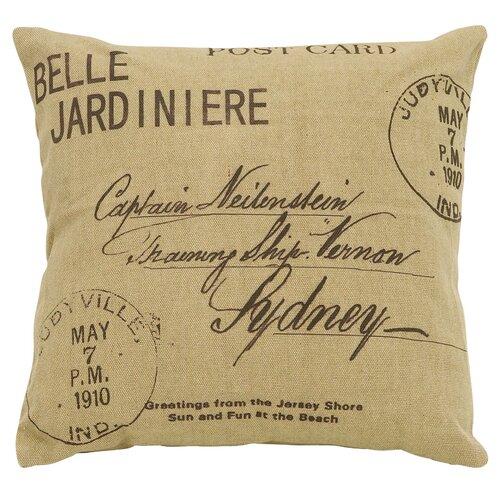 Paris Postcard Pillow