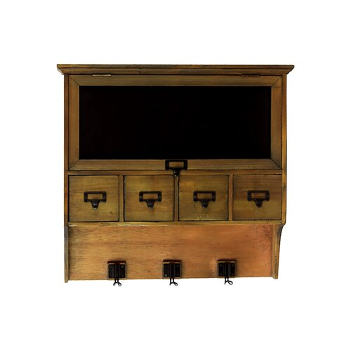 Antique and Customary Styled Cabinet