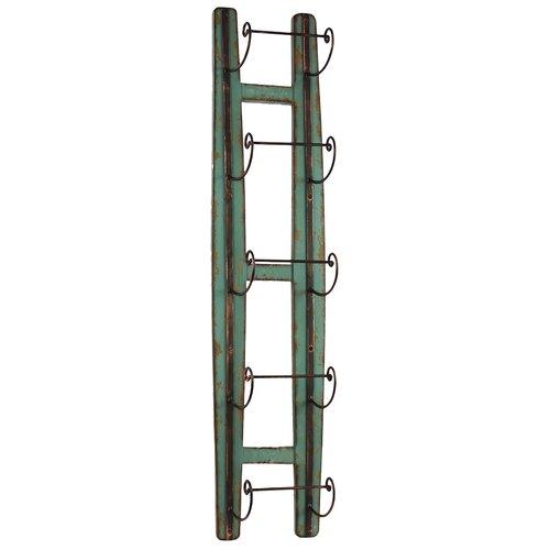 Ladder Shaped Trendy Wine Holder