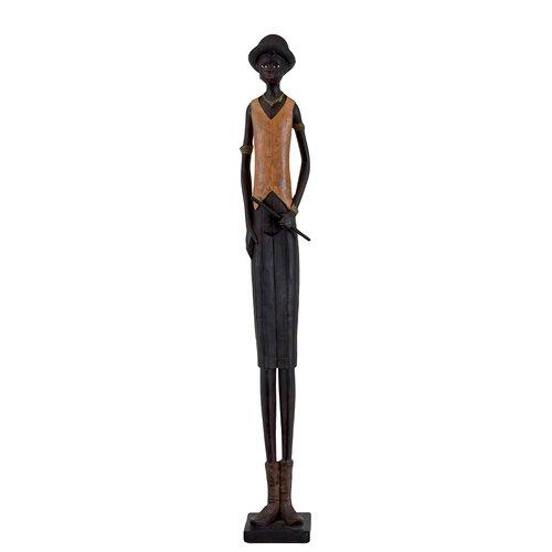 Adorable Female Figurine