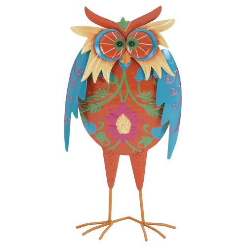 Owl Decor Statue