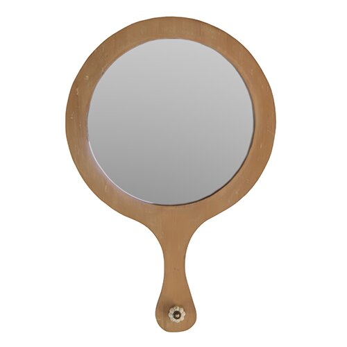 Classy yet Simple Frame Mirror with Hook