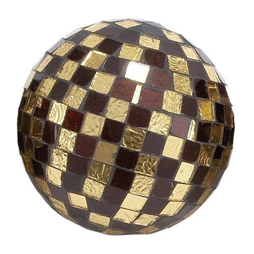 Woodland Imports Mosaic Decorative Ball