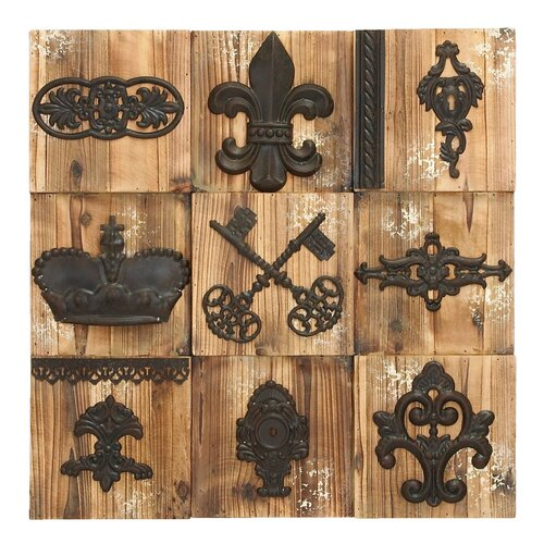 Woodland Imports Wall Wall Décor