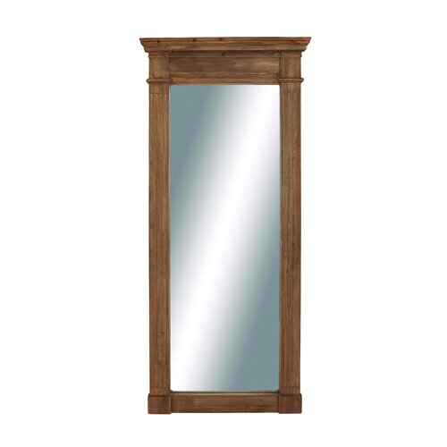 Puning Rectangular Shaped Wooden Wall Mirror