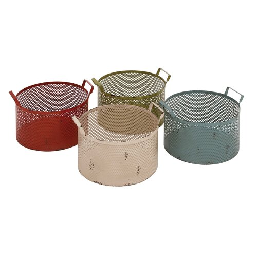 The Useful Metal Basket (Set of 4)