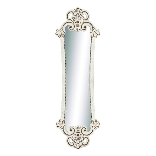 Cenxi Elegant and Stylish Carved Wood Wall Mirror