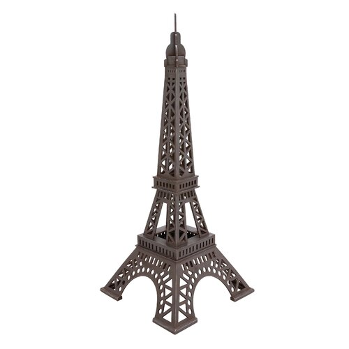 The Wood Decorative Eiffel Tower Sculpture