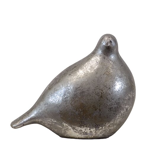 Modern and Distinctive Ceramic Bird Figurine