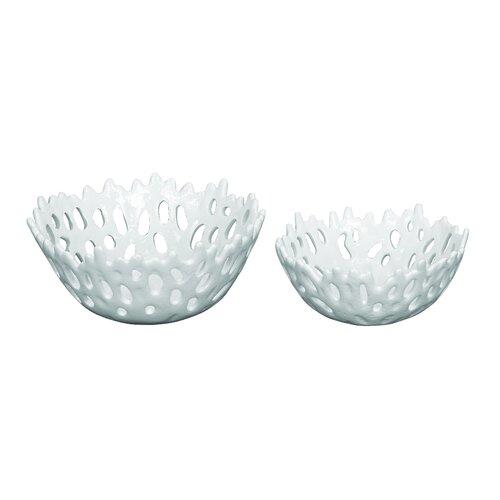 Coral Bowl (Set of 2)