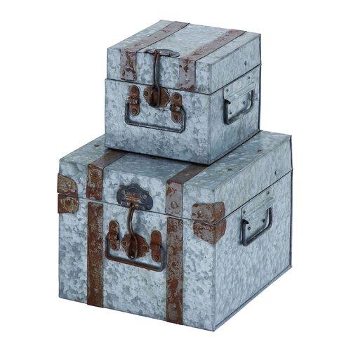 Galvn Box (Set of 2)