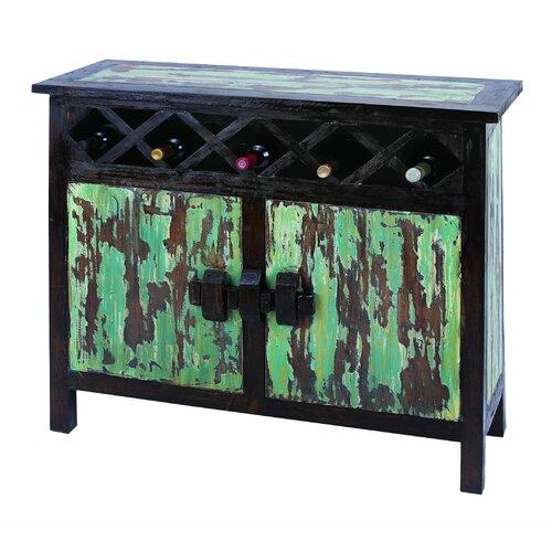 Woodland Imports Bar Cabinet