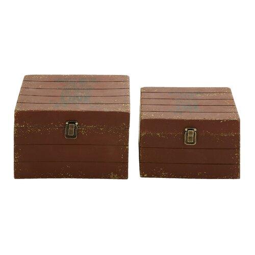 Woodland Imports Paris Cafe Trinket Box